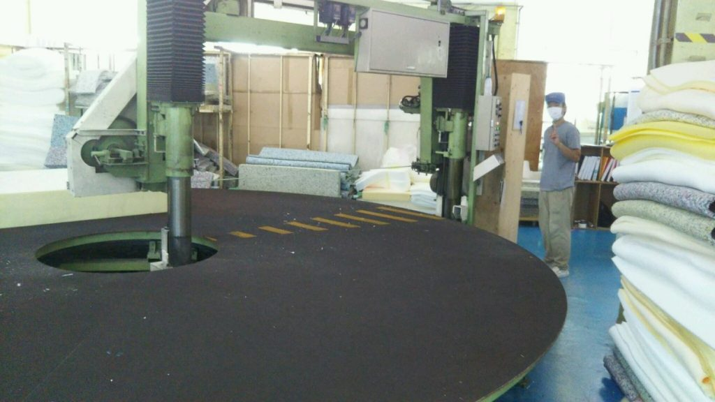 renew工場見学(マルイチセーリング)