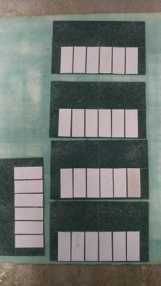 ジャバラ式カードケース